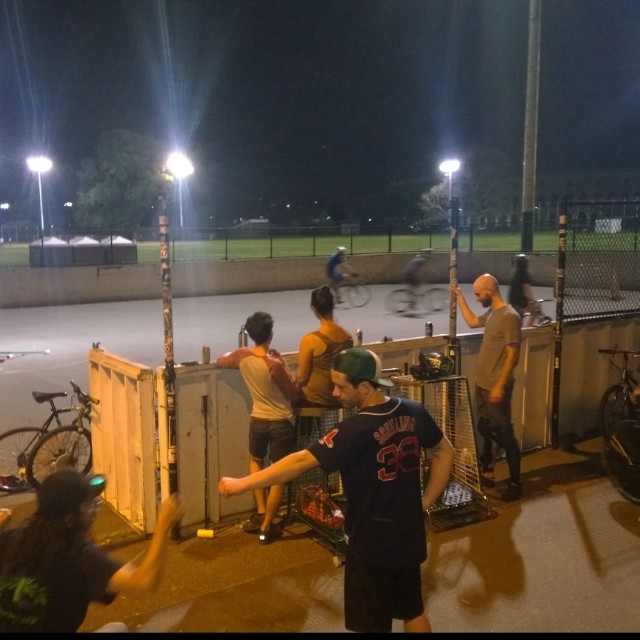 @bostonbikepolo Wednesday is the new Friday #Bostonbikepolo #bikepolo #suplyfe