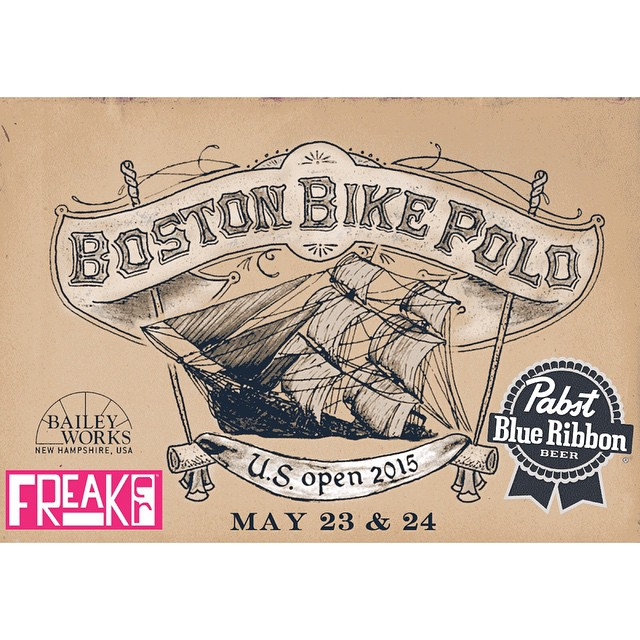 This weekend! A 5v5 format #bikepolo tournament. #USOpenofBikePolo #usobp