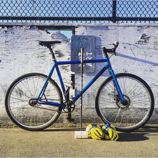 Many beautiful bicycles have been built in Boston area atmo. Add @rydono's @geekhousebikes to the list.